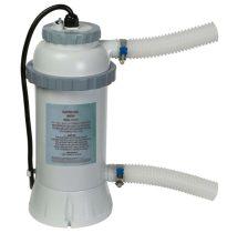 Medence fűtő - Elektromos vízmelegítő átfolyós rendszerű 220-240V 3000W elektromos medence fűtés