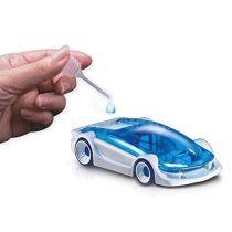 Hibrid kisautó, a modell napelemmel és sós vízzel is működik!