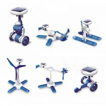 Napelemes robot modell 6in1