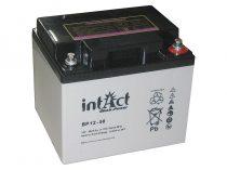 BP-12-50 12V Napelem ólom akkumulátor 50 Ah