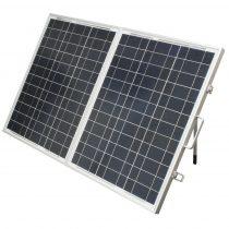 Hordozható napelem táska 12V 150W polikristály
