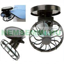 Napelemes ventilátor