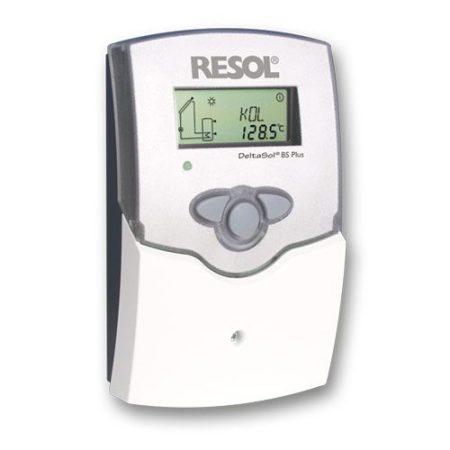 Napkollektor vezérlés RESOL CS Plus hőmérséklet különbség szabályozó