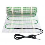 Elektromos padlófűtés hidegburkolat Fűtőszőnyeg padlólap alá 150 watt/m² 10 m²