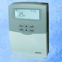 Hőmérséklet mérő 20 méter kábellel SR609C Tartályos napkollektor hőmérő + vezérlés fűtés kapcsolásho