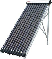 10 vákuumcsöves napkollektor Big-pipe kedvező ár