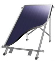 tartókeret szerelokeret napkollektor síkkollektor