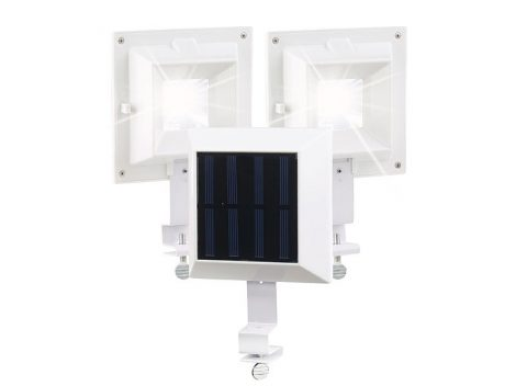 Napelemes LED reflektor 20 lm 0,2 W fényérzékelős fehér