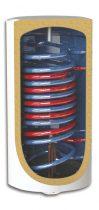 SunSystem 150l indirekt FALI tároló, RITKA 2 hőcserélős kivitel