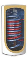 Sunsystem BB-200 2 hőcserélős indirekt tároló jobbos