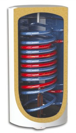 Sunsystem MB-100 2 hőcserélős indirekt tároló