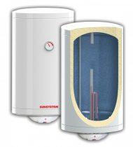 120 literes SunSystem bojler beépített 2kW fűtőbetéttel. Használati melegvíz tároló zománcozott tart