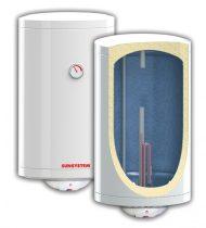 80 literes SunSystem melegvíz tároló bojler beépített 2kW fűtőbetéttel. Használati melegvíz t