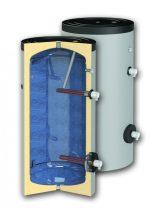 500 literes SunSystem bojlerl. Használati melegvíz tároló zománcozott tart