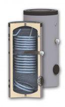 indirekt 2 hőcserélős szolár tároló 200 L