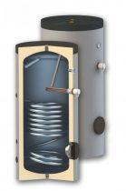 SunSystem 400 literes 2 hőcserélős !! álló, indirekt tároló fűtés és napkollektor bojler