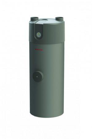 300 literes hőszivattyús bojler extra hőcserélővel napkollektor számára Melegvíz tároló hőszivattyúv