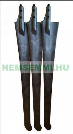 Szélkerék lapát készlet TREMS 3 db x 127 cm hosszú Ø 2,7 m szélgenerátor építhető belőle