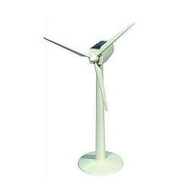 Napelemes szélkerék modell 1:87
