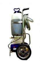 Napkollektor rendszer  töltő szibvattyú feltöltő pumpa