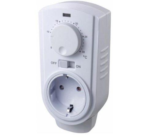 Dugaszolható termosztát 16A / 3500 W