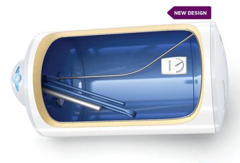 Villanybojler Tesy Anticalc 80 megfordítható különleges tervezés függőlegesen és vízszintesen