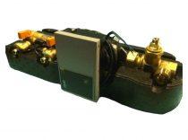 Szolár szivattyú állomás 1 oldali Tiemme olasz Automata teljesítményvezérlésű szivattyúval