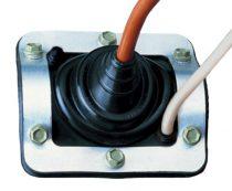 Prémium 3 vízzáró harang 100x100 mm alap 0-35 csőátmérőhöz