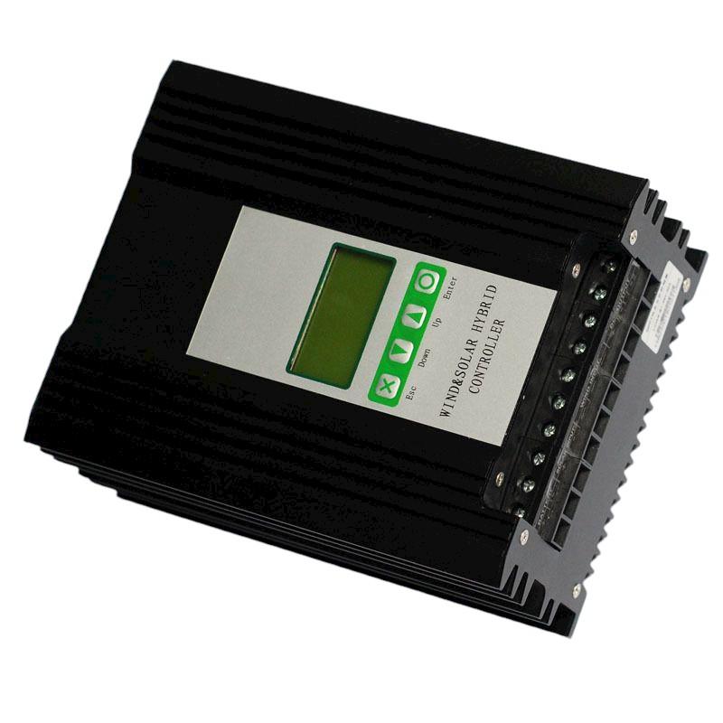 48V 2000W+2020W szélkerék és napelem töltésszabályzó, hibrid szélgenerátor szélturbina