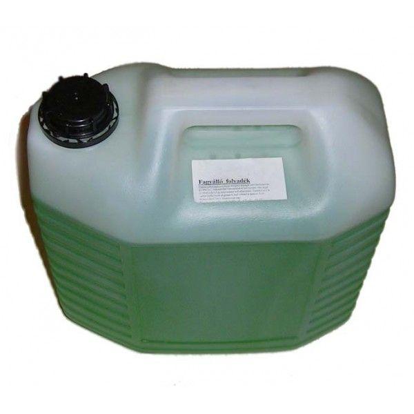 fagyálló szolár folyadék nem mérgező 10 liter -58C tömény napkollektoros és fűtés rendszerekhez. Autó fagyállót nem szabad használni.