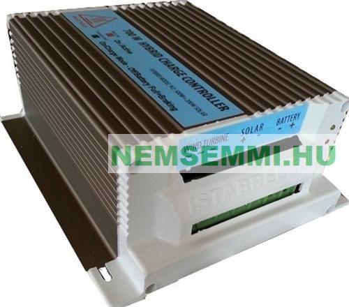 12V 500W + 150W hibrid töltésszabályozó AC 12V -> DC12V  háromfázisú szélkerékhez + 150W napelemhez egyszerre! szélgenerátor szélkerék szélturbina